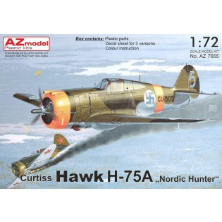 Curtiss Hawk H-75A Nordic Hunter