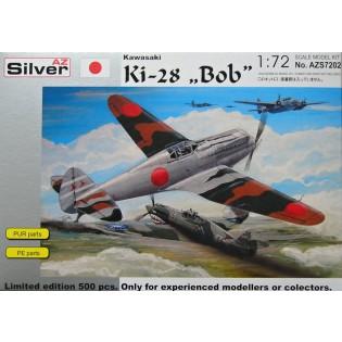 Kawasaki Ki-28 Bob SILVER LINE LTD 500 kits