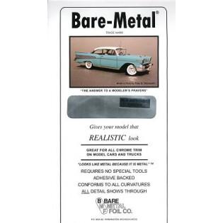 Metallfolie Matt aluminium