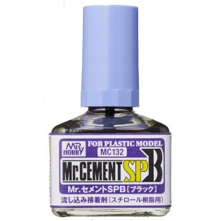 Mr. Black Cement SPB 40 ml