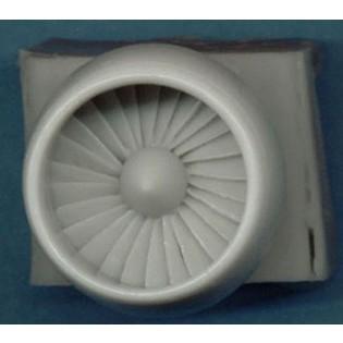 Braz models Boeing 777-2/300 Rolls Royce engine fan disk x 2