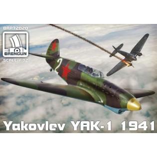 Yak-1 mod. 1941