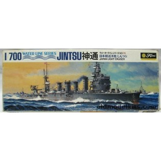 IJN light cruiser JINTSU
