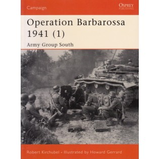 Operation Barbarossa 1941: Pt. 1 Army Group South