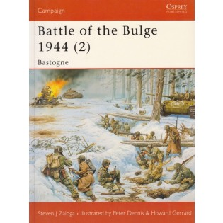 Battle of the Bulge 1944 (2): Bastonge