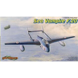 de Havilland Sea Vampire F.20