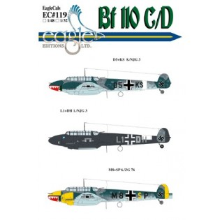 Bf110C/D