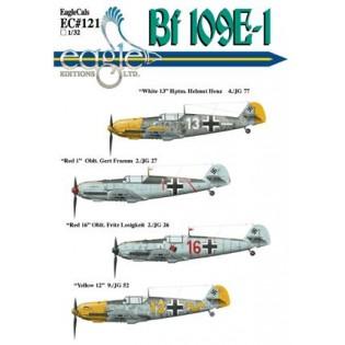 Bf109E-1 part 2