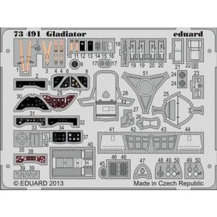 Gloster Gladiator Mk.I (for Airfix)