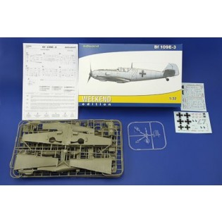 Bf109E-3 WEEKEND EDITION