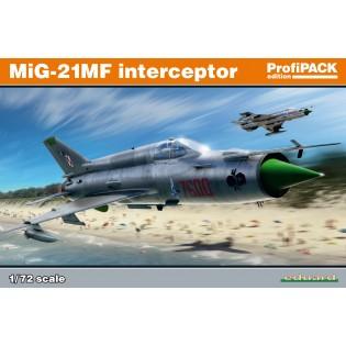 Mikoyan MiG-21MF interceptor Profi Pack