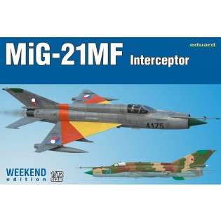 MiG-21MF Interceptor Weekend edition