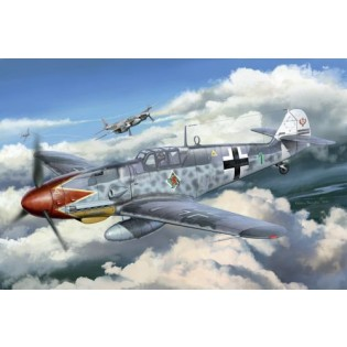Bf109G-6 early 2016 TOOLS PROFIPACK