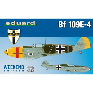 Bf109E-4 Weekend Edition