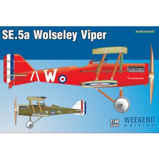 SE.5a Wolseley Viper Weekend edition