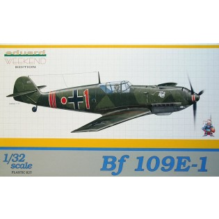 Bf109E-1 weekend incl details SE INFO