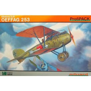 Albatros D.III OEFFAG 253 PROFIPACK