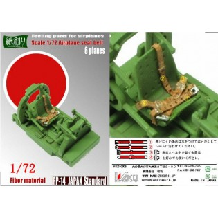 Japan Standard seatbelts A x 6
