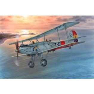 Vickers Vildebeest Mk.IV Espana (Spanish Republican Air Force)