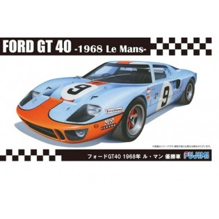 Ford GT40 1968 Le Mans