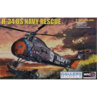 Sikorsky H-34 US Navy Rescue