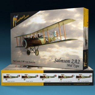 Salmson 2A2 mid type