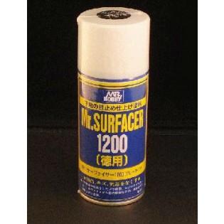 Mr.Surfacer 1200 grey, 170 ml aerosol