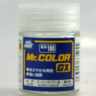 Super Clear III gloss 18ml