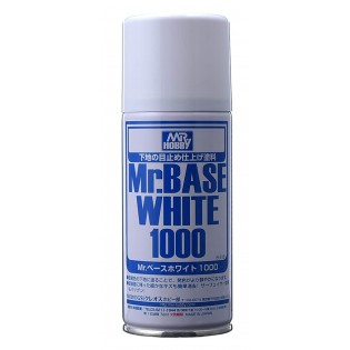 Mr. Base White, 170 ml aerosol