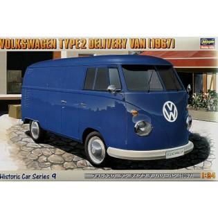 Volkswagen type 2 delivery van 1967