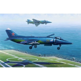 Yak-38 / Yak-38M Forger A