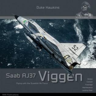 Duke Hawkins: Saab 37 Viggen