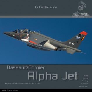 Alpha Jet by Duke Hawkins
