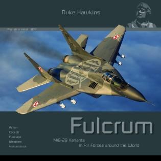 Duke Hawkins: Mikoyan MiG-29 Fulcrum.