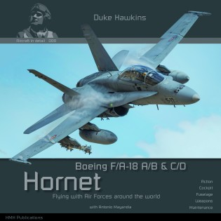 Duke Hawkins: Boeing F/A-18 Hornet