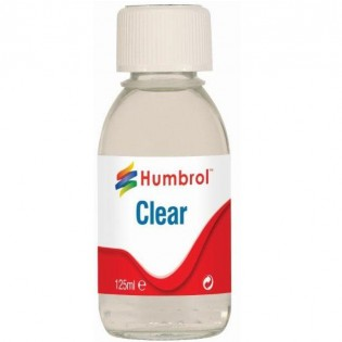 Clear Gloss Varnish 125ml