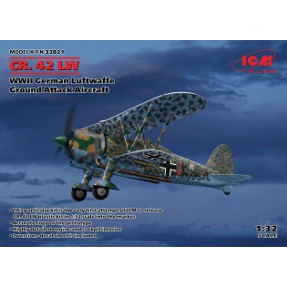 Fiat CR.42 Luftwaffe