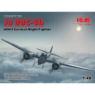Ju88С-6b Night Fighter
