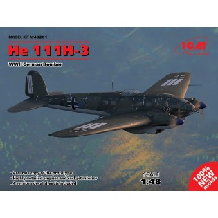 He111H-3 (100% new moulds)