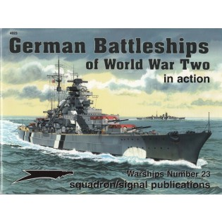 German Battleships of WWII in Action