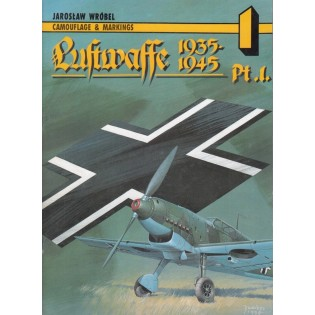 Camouflage & Markings 1 - Luftwaffe 1935-1940 Pt. 1