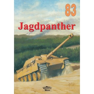 Jagdpanther - Militaria 83, Polish w. English captions