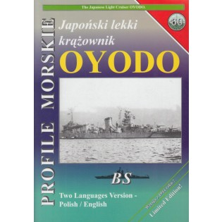 IJN light cruiser OYODO