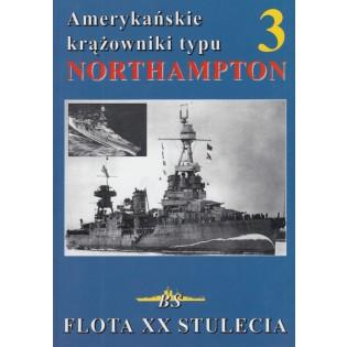 Destroyer USS NORTHAMPTON