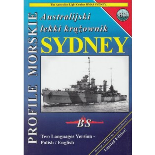 Australian light cruiser SYDNEY