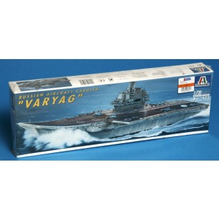 Varyag carrier 1/720