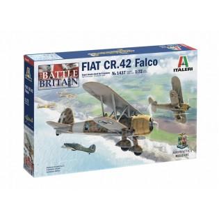 Fiat CR.42 Falco Battle of Britan (FV J11)