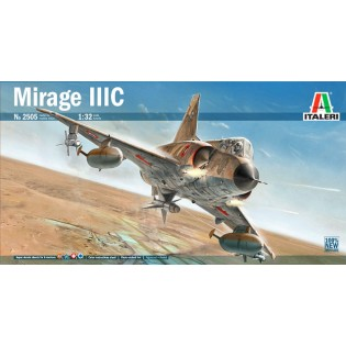 Mirage III 1/32 DROP SHIP