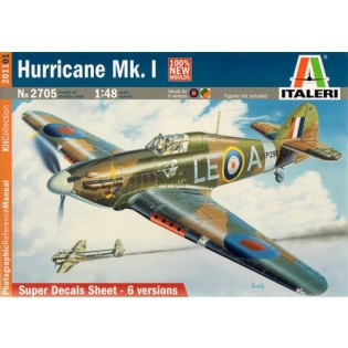 Hurricane Mk.I NEW MOULDS