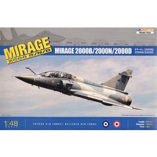 Mirage 2000B/2000N/2000D